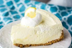 Lemon-lime poppy seed cheesecakes Keto Dessert