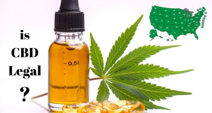CBD oil legal in