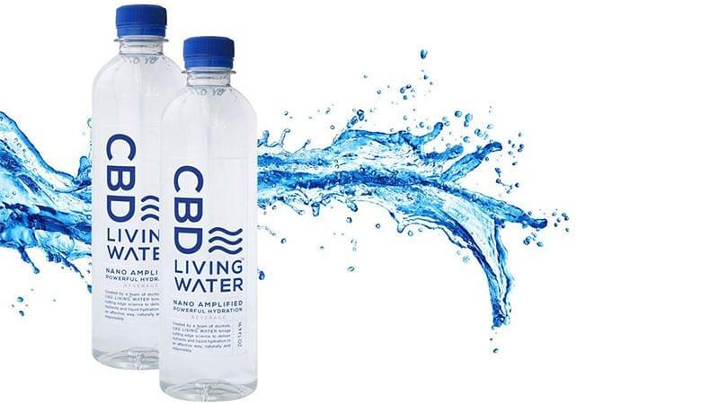 Canna Nano CBD Bottled Water