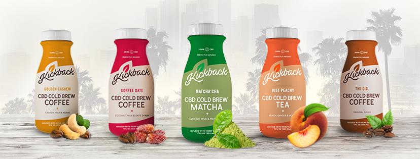 Kickback CBD Cold Brew
