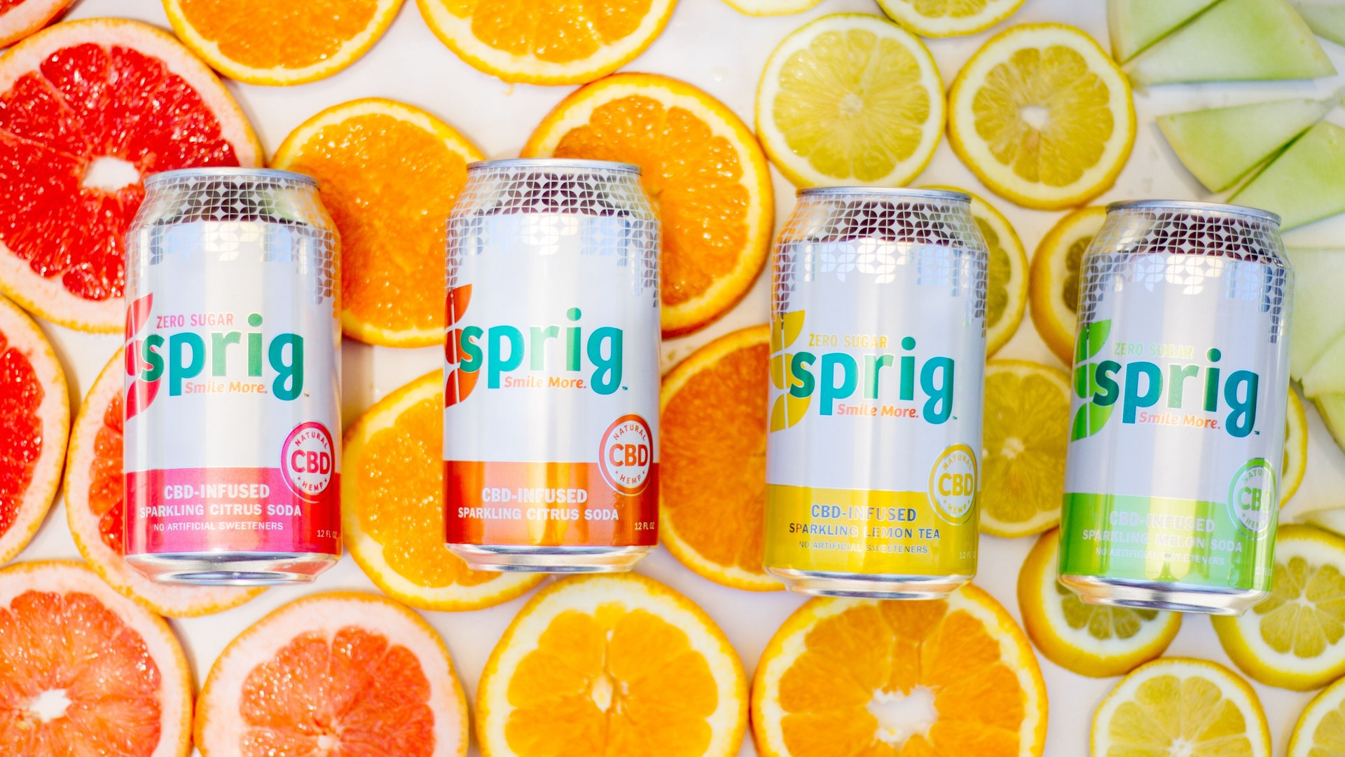 Sprig Sparkling Soda