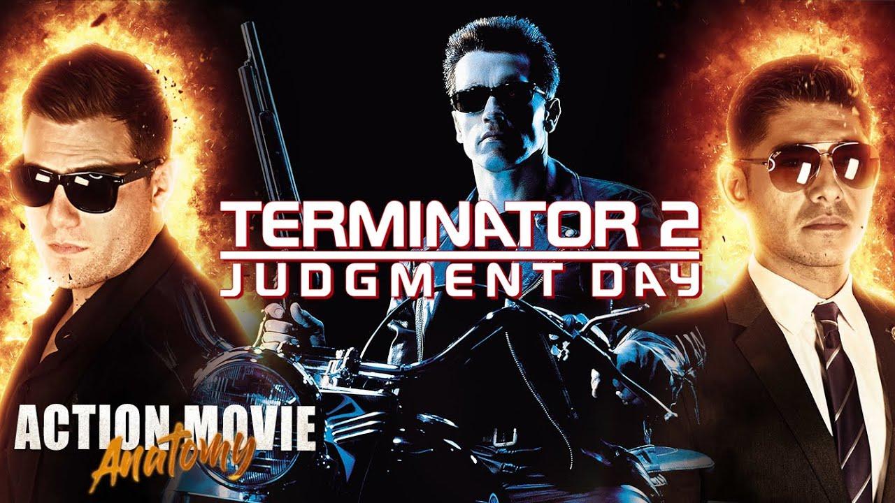Terminator 2: Judgment Day.