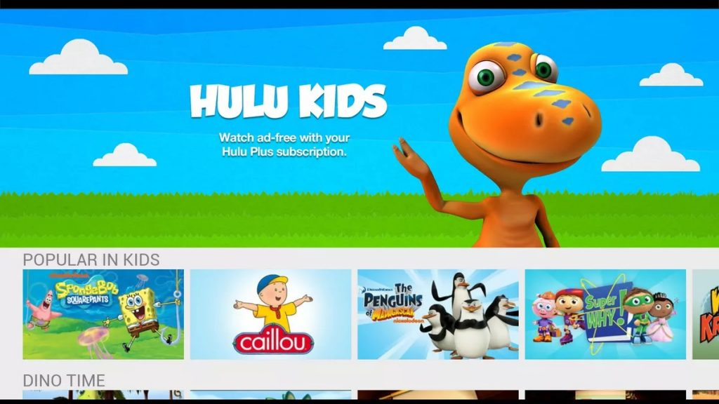 Hulu Best Cartoons Streaming Websites