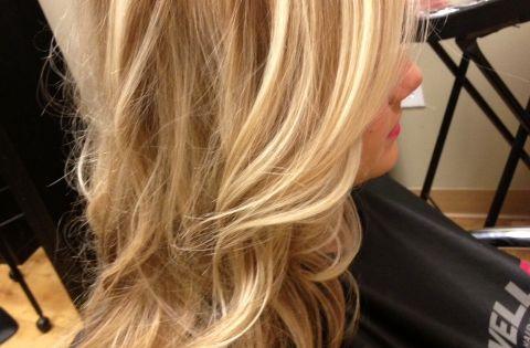 Dimensional Blonde: