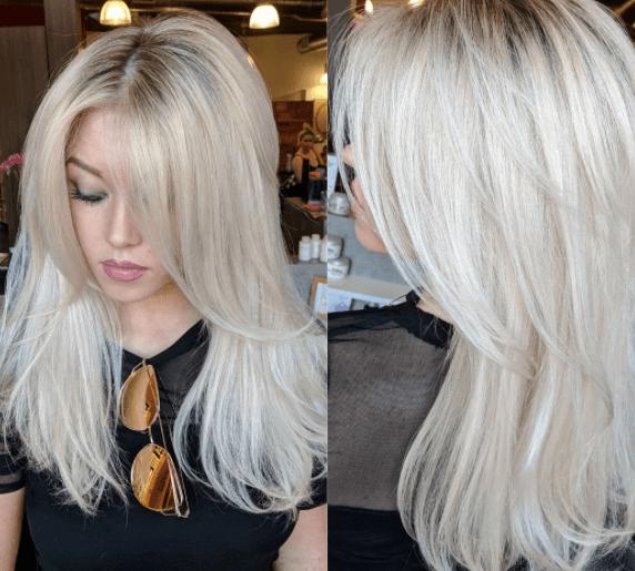 blonde hair 2020