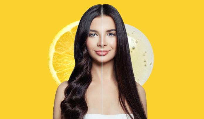 Hair Straightening Gel