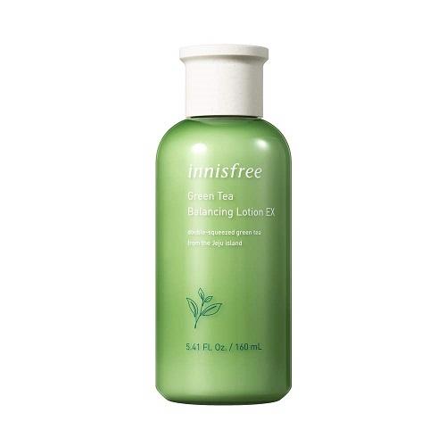 Innisfree Green Tea Balancing Skin EX Toner