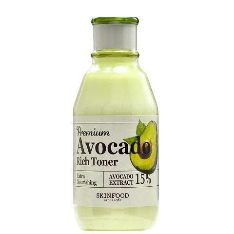 Skin Food Premium Avocado Rich Toner