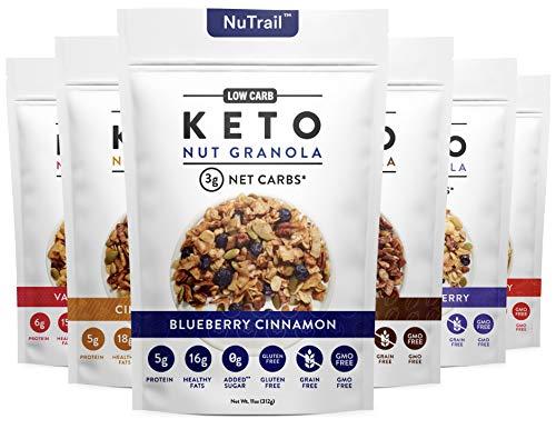 keto breakfast cereal