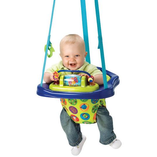 Evenflo ExerSaucer Baby Jumper