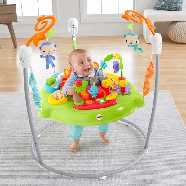 Fisher-Price Rainforest Baby Jumper