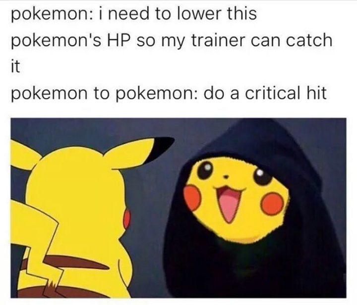 clean Pokemon Memes