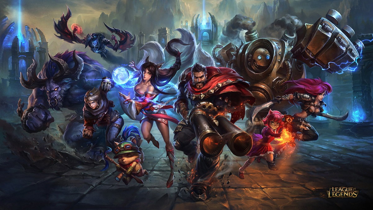 League of Legends Friends