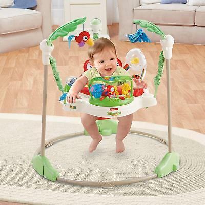 Rainforest Jumperoo Baby Jumper
