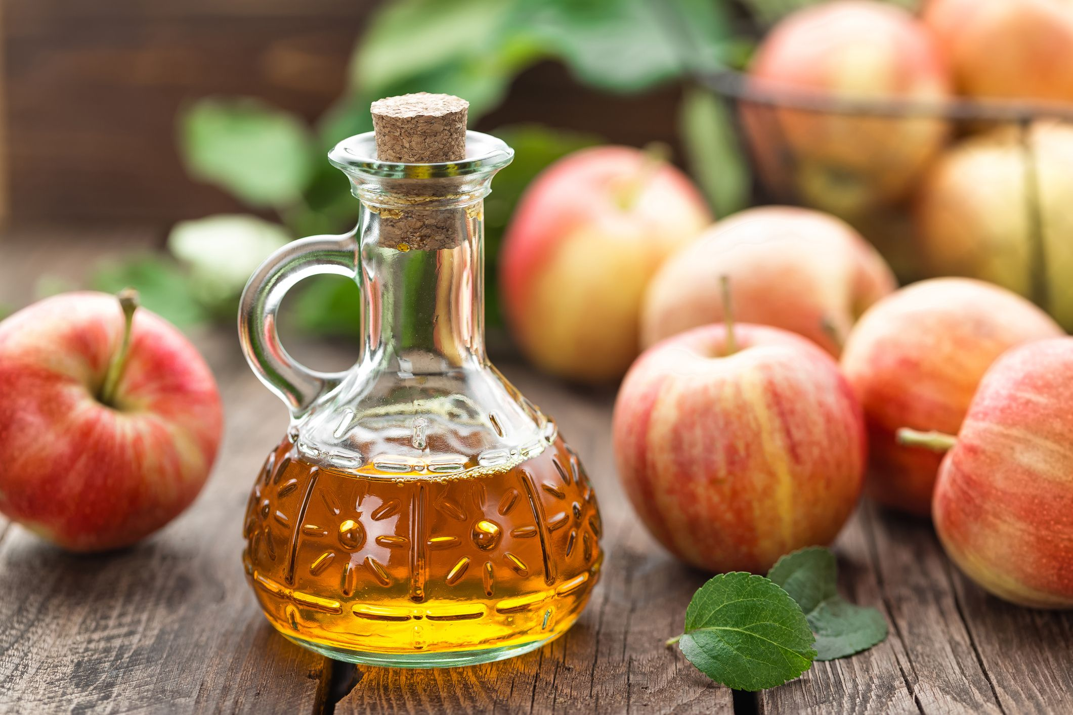 keto apple cider vinegar
