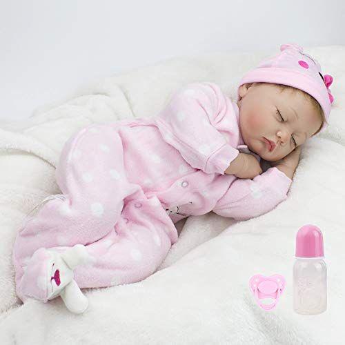 Charex Lifelike Sleeping Baby Doll