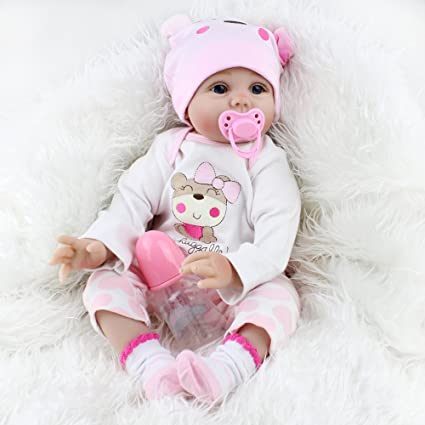 Justtoyou Reborn Baby Doll