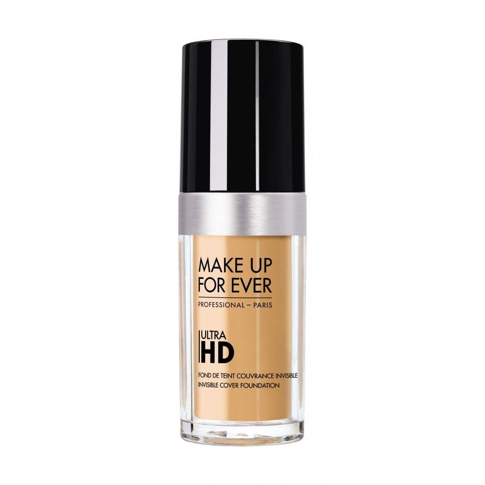 Ultra HD Invisible Cover Foundation Guru Makeup Emporium