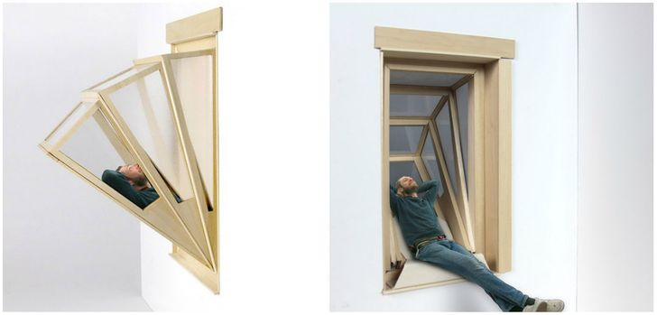 A 'More Sky' window