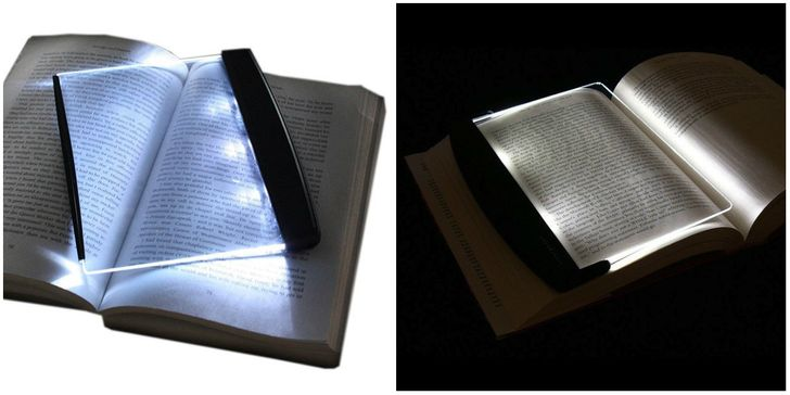 A Bookmark Lamp