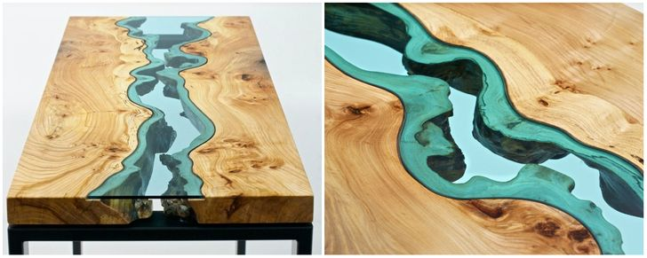 A River Table
