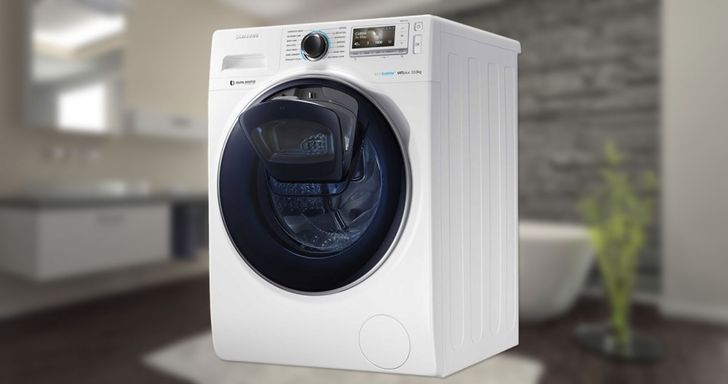 'AddWash' feature for your washing machine