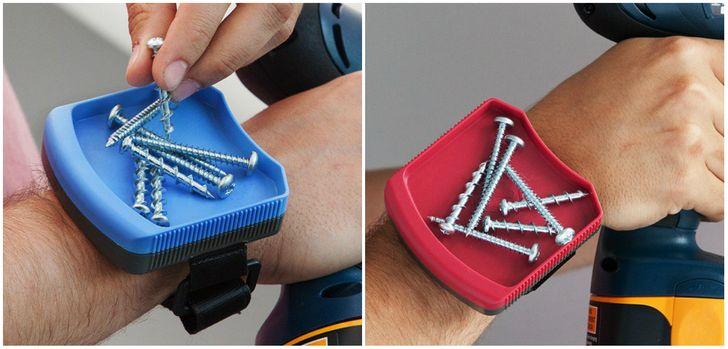 'Magwear,' a handy magnetic wristband