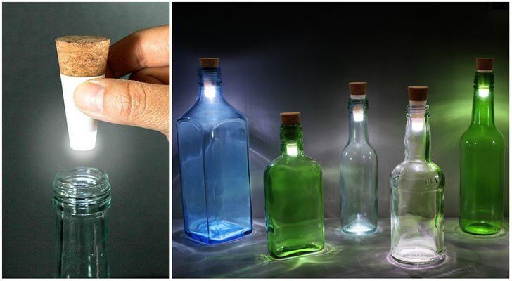 Bottled lights