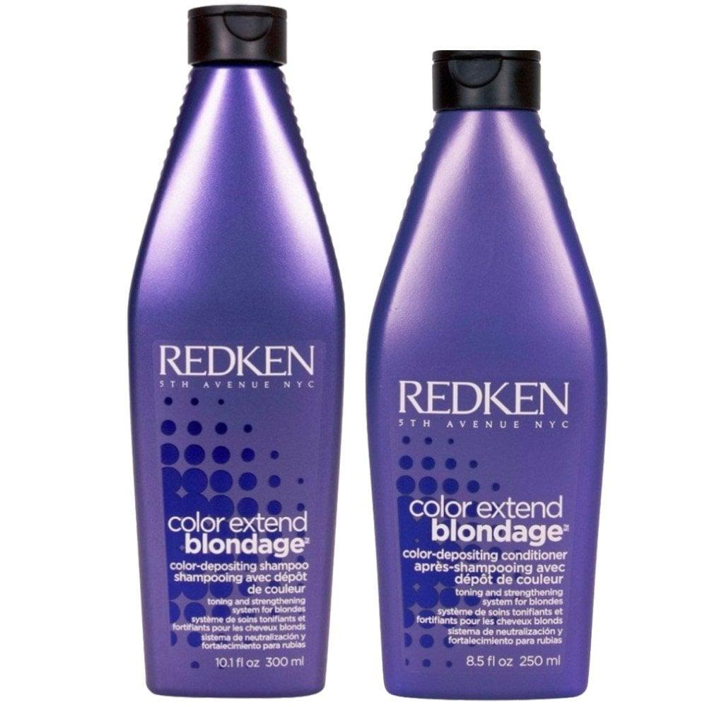 Redken Blond Shampoo with Color Extend Blondage