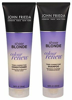 Tone-Correcting Shampoo by John Frieda Sheer Blonde