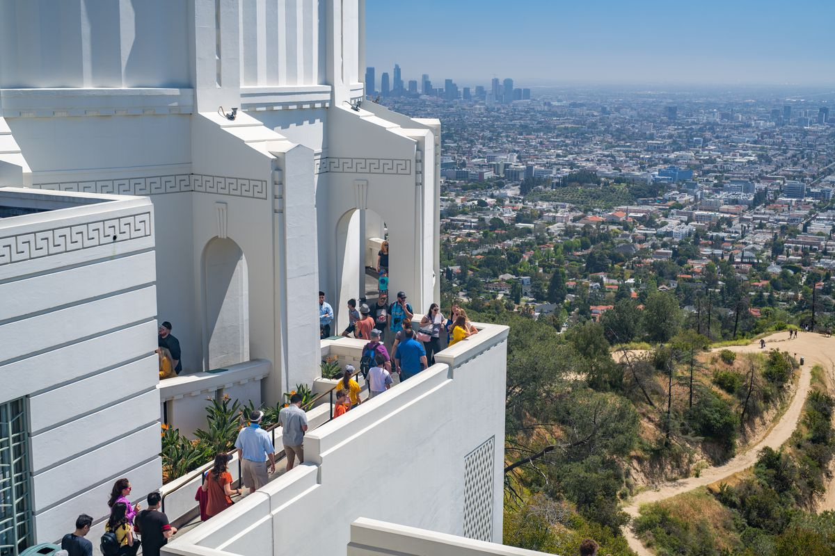 Griffith Park of Los Angeles